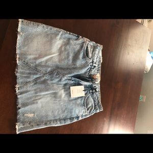 Denim skirt from New Look NWT